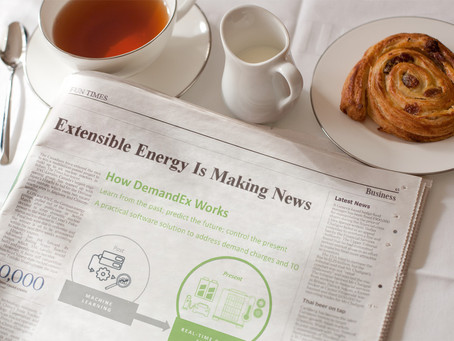 Extensible Energy in the News