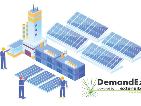 Extensible Energy Introduces HardCap, a Demand Charge Elimination Feature for Small Commercial Solar