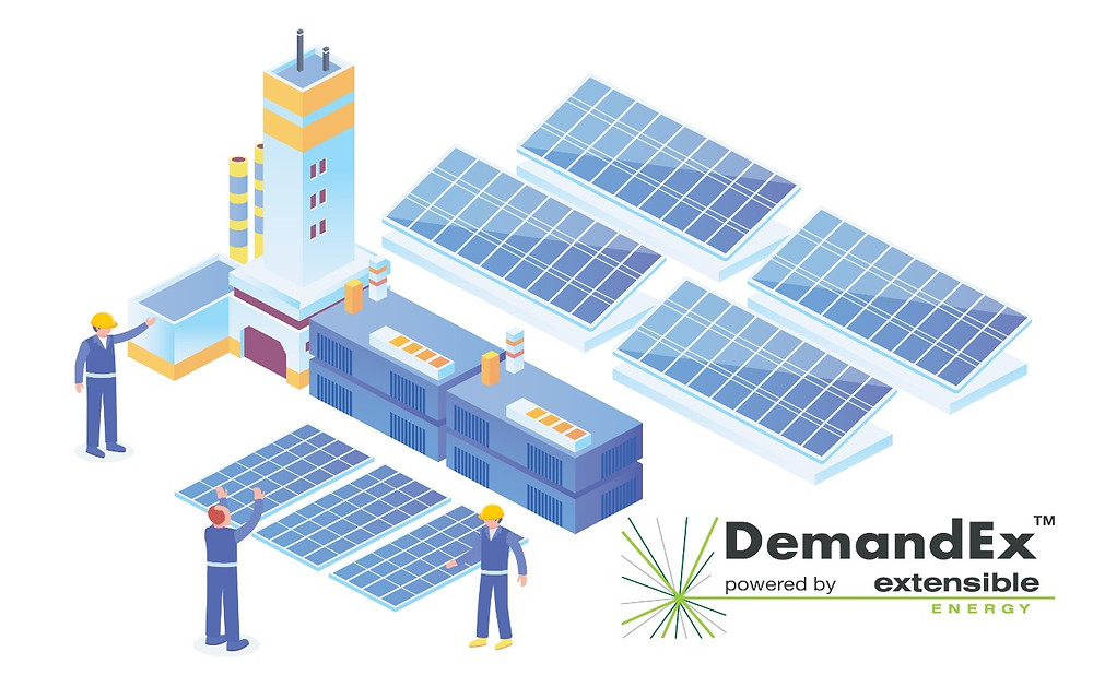 DemandEx with HardCap Demand Charge Elimination Software