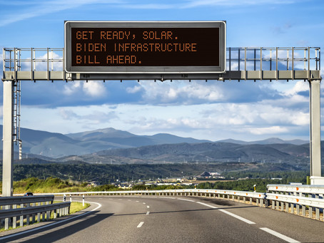 The CliffsNotes version of Biden's infrastructure plan:  What's in it for solar + load flexibility?