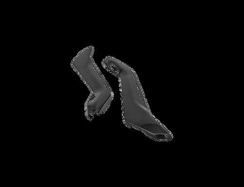 Tankschutz Unten Carbon von LighTech für Ducati Panigale V4/S/R | CARD0880