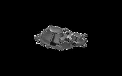 Kupplungsabdeckung in Carbon von LighTech für Honda CBR1000RR (17-19) | CARH1730