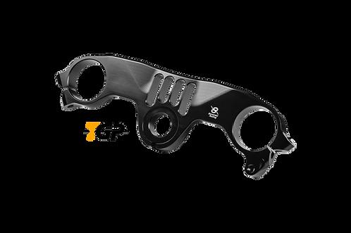 """Gabelbrücke """"R"""" (OBEN) von Bonamici Racing für Kawasaki ZX-10 R/RR (16-20)"""