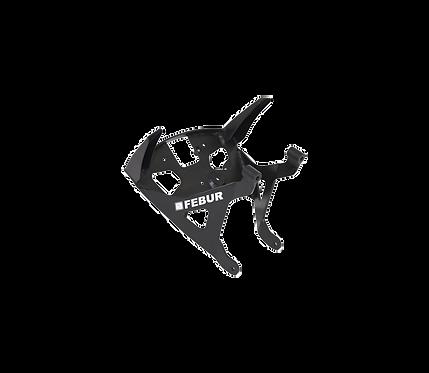 Aluminum instrument holder for Ducati Panigale V4 / S / R (18-21) from Febur