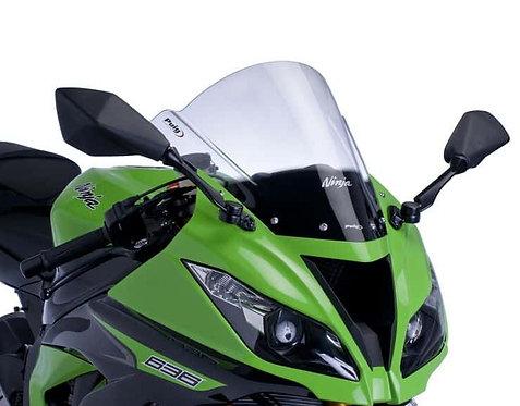 Puig Z-Racing Windshield für Kawasaki ZX-6R 636 (13-16) 6482