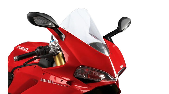 Puig R-Racer Windshield für Ducati Panigale 1299/S (15-18) 7621