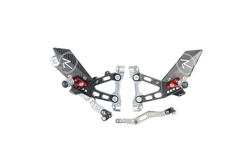 """Rearset """"R"""" from LighTech for BMW S 1000 RR (19-20)"""