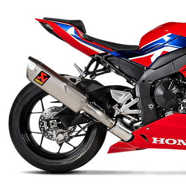 Akrapovic Slip-On Line (Titan) für Honda CBR1000RR-R (20-21) S-H10SO1