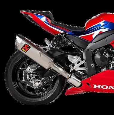 Akrapovic Slip-On Line (Titan) für Honda CBR1000RR-R (20-21) S-H10SO1