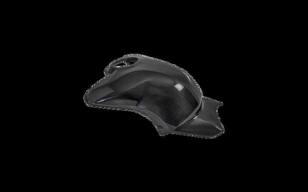 Tankabdeckung Carbon von LighTech für Ducati Panigale V4/S/R | CARD0827