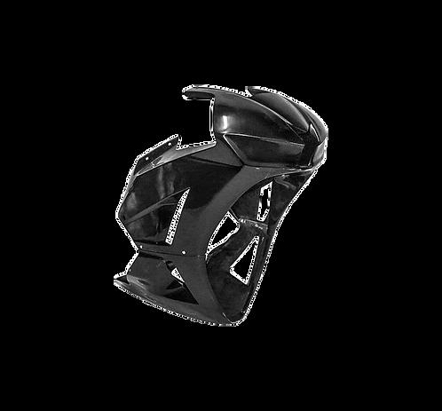 Front fairing set in fiberglass for Honda CBR 600 RR (13-16) by CRC Fairings