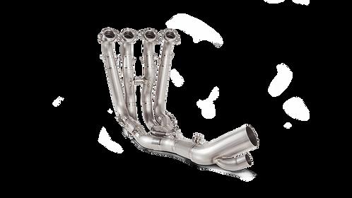 Akrapovic Krümmer (Titanium) für BMW S1000RR (Bj: 17-18) E-B10E7