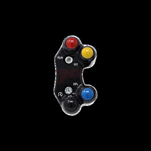 Lenkerschalter mit 4 Buttons für Ducati Panigale V4 R | JP PLD 020R