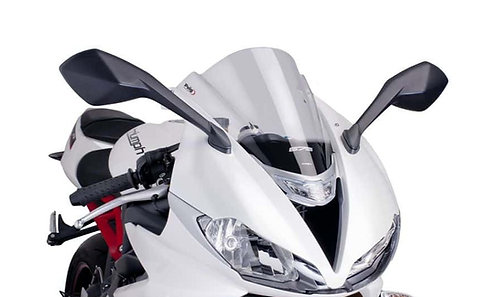 Puig Z-Racing Windshield für Triumph Daytona 675/R (13-18) 6498