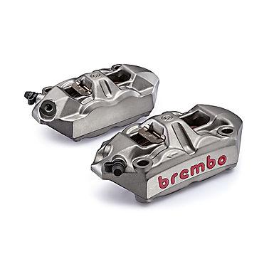 Brembo Bremszangen M4 Monoblock 108mm für Yamaha YZF-R6 (05-20)