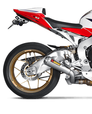 Akrapovic Slip-On Line (Titanium) für Honda CBR 1000 RR (14-16) S-H10SO11-T