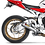 Thumbnail: Akrapovic Slip-On Line (Titanium) für Honda CBR 1000 RR (14-16) S-H10SO11-T