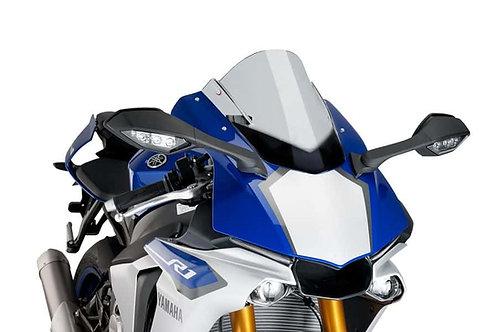 Puig Z-Racing Windshield für Yamaha YZF-R1/M (15-19) 7648