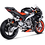 Thumbnail: Akrapovic complete system racing (carbon) for Aprilia RS 660 (2021) S-A6R1-APLC