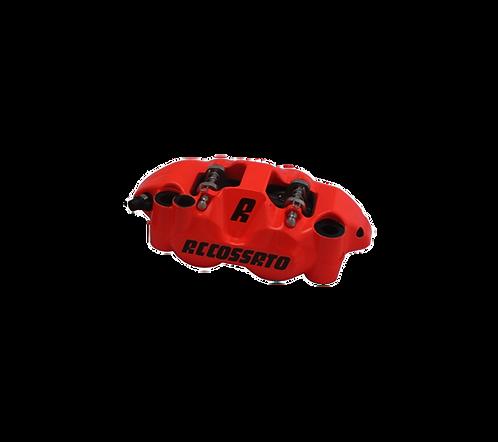 Accossato Bremszange P4 34 Monoblock 108mm für Honda CBR 600/1000 RR (05-19)