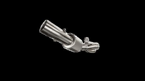 Akrapovic Zwischenrohr (Edelstahl) für Kawasaki ZX-10R/RR (Bj: 21) L-K10R12/TD