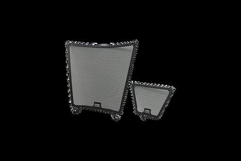Radiator grille set for Aprilia RSV 4 / R / RF // RR / Factory (09-18) CNC Racing