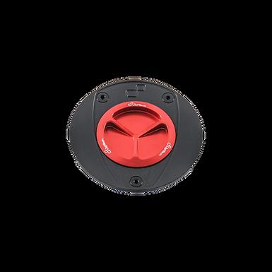Tankdeckel mit Schraubverschluss von LighTech für Aprilia RSV 4/RF/RR (17-21)