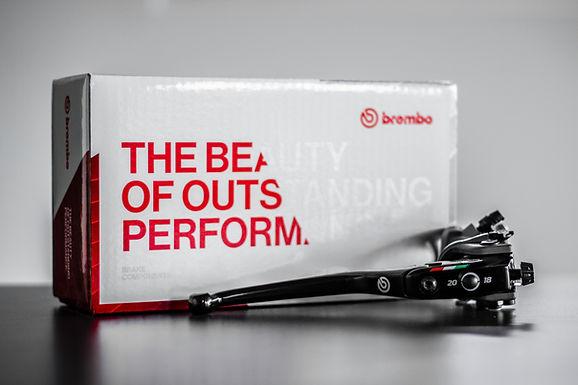 Brembo Radial Bremspumpe RCS Corsa Corta 19x18-20 | 110.C740.10