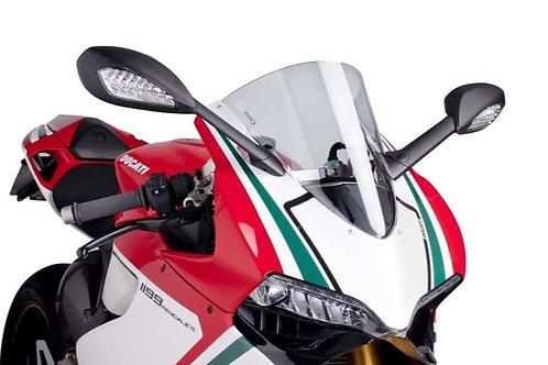 Puig R-Racer Windshield für Ducati Panigale 899 (13-16) 5990