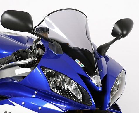 "MRA ""R"" Racing Windshield für Yamaha YZF-R6 (06-07)"