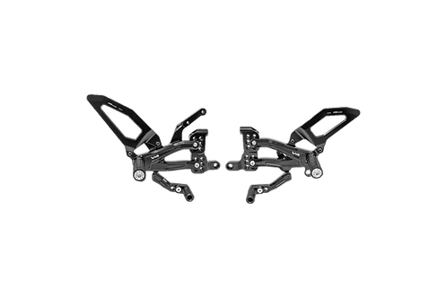 Footrest system by CNC Racing for Ducati Panigale V4 / S (18-21)