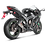 Thumbnail: Akrapovic Slip-On Line (Titan) für Kawasaki ZX-10R/RR (Bj:16-20) S-K10SO17-ASZ