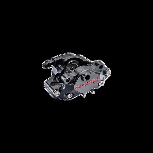 Brake caliper Brembo P2 30 CNC 64mm for rear | XA1.J0.40