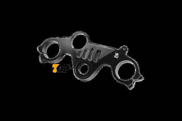 """Gabelbrücke """"S"""" (OBEN) von Bonamici Racing für Yamaha YZF-R1/M (15-21)   PSY1"""