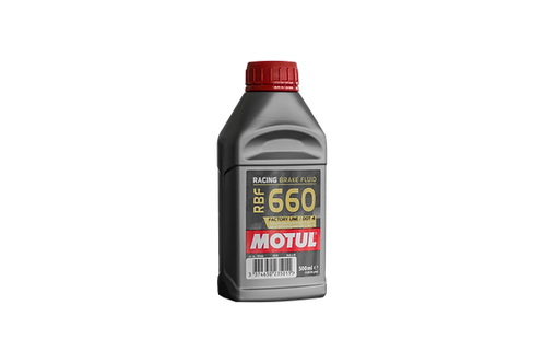 Motul RBF 660 Racing Brake Fluid (Bremsflüssigkeit) DOT4 0.5 Liter