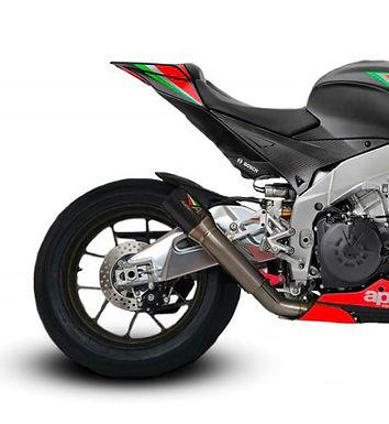 Austin Racing Slip-On (GP1R/GP2R/V3) für Aprilia RSV4/R/RR/RF/Fac (Bj: 09-21)