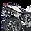Thumbnail: Akrapovic Slip-On Line (Carbon) for Ducati 1098 / S / R (Bj: 07-09) S-D10SO3-ZC
