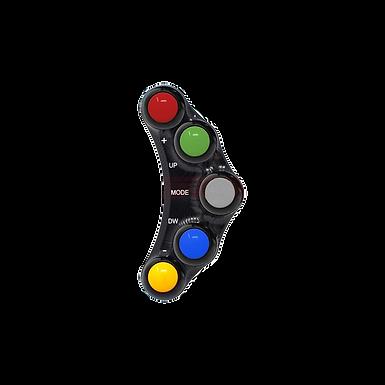 Lenkerschalter mit 7 Buttons für Ducati Panigale V4 S Corse | JP PLSR 020