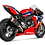 Thumbnail: Akrapovic Slip-On Line (Carbon) für Honda CBR1000RR-R (20-21) S-H10SO24-APC