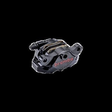 Bremszange Brembo P2 34 CNC 84mm in schwarz für hinten   120.A441.30
