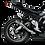 Thumbnail: Akrapovic Slip-On Line (Titanium) für Suzuki GSXR 600/750 (Bj: 08-10) SM-S6S01T