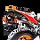 Thumbnail: Akrapovic Slip-On Line (Titanium) for Honda CBR 600 RR (Bj: 13-18) S-H6SO16-HACT