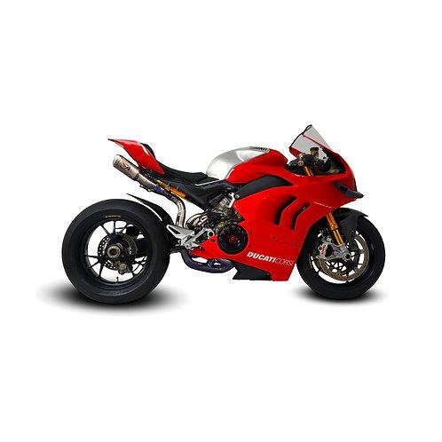 Austin Racing Komplettanlage (RS22-V) für Ducati Panigale V4 R