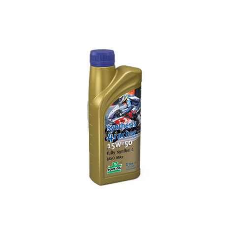 Rock Oil Synthesis SAE 15W50 Racing Oil (1 liter)