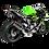 Thumbnail: Akrapovic intermediate tube (stainless steel) for Kawasaki ZX-6R / RR / 636 (Bj: 09-20) L-K6SO8