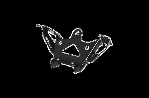 Aluminum instrument holder for Yamaha YZF-R6 Rj27 (17-21) from Febur