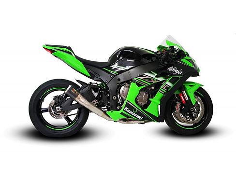 Austin Racing Komplettanlage Inconel (GP1R) für Kawasaki ZX-10 R/RR (11-20)