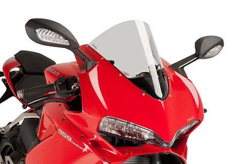 Puig R-Racer Windshield für Ducati Panigale 959 (16-19) 7621