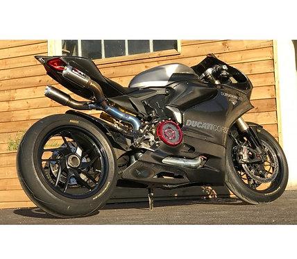 Austin Racing Titanium Komplettanlage (RS22) für Ducati Panigale 1199 (12-17)
