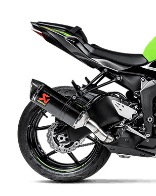 Akrapovic Slip-On Line (Carbon) für Kawasaki ZX-6R/RR/636 (Bj:09-20) S-K6SO7-ZCS